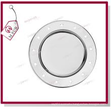 6′′ Metal Plate by Mejorsub