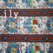 polyester printed table cloth fabric
