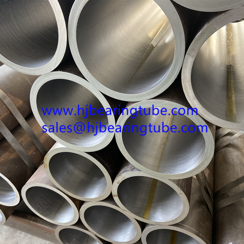 Honed cylinder steel tubes