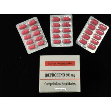 Ibuprofen Tablet BP 600mg