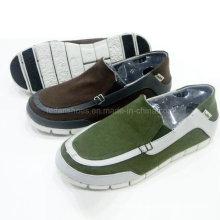Novos homens de boa qualidade estilo slip-on sapatos de lazer sapatos de conforto