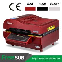 Múltiplos propósito 3D calor imprensa máquina de vácuo para canecas sublimação