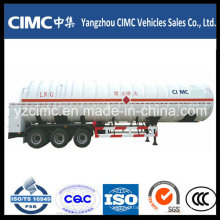 3 Axle China Manufacturer LNG Tank Semi Trailer