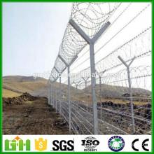 China Factory Supply Galvanized razor wire fencing, razor barbed wire price