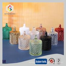 Емкость для хранения стекла конфеты продуктов