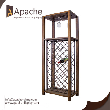 Customized Decorative Modern design metal shelf divider