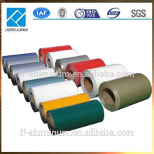 Color Coated Aluminum Roofing Coil