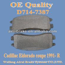D714 CADILLAC Bremsteile für Eldorado coupe 1991- R