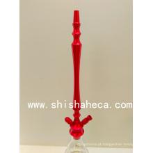Multicolor Melhor Qualidade Alumínio Nargile Cachimbo Shisha Hookah