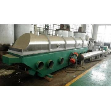 Horizontal Vibrating Fluid Bed Dryer for Drying Edible Sugar