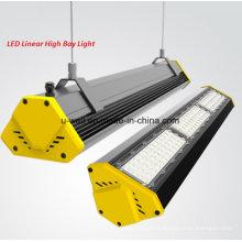 China Diodo emissor de luz industrial da luz alta linear linear da baía do diodo emissor de luz do poder superior que ilumina 100W