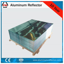 polished aluminum sheets reflective panel