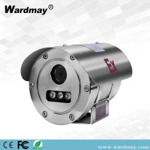 304 Stainless Steel Ledakan-Bukti 2.0MP Mini IP Camera