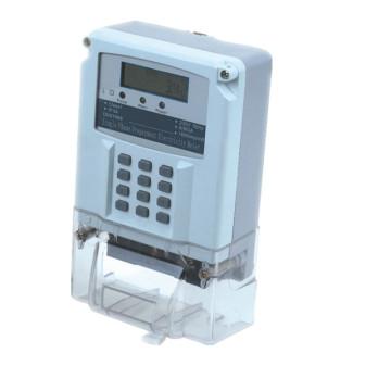 Sts 20 dígitos Prepago Medidor de electricidad para el sistema AMR