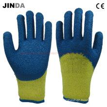 Latex Coated Mechanics Work Gloves (LH002)