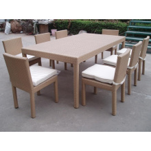 Outdoor Aluminium Bistro Dining Set Stühle