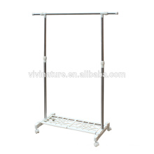 New Heavy Duty garment Drying Rack Clothes Dryer Hanger Folding Outdoor Storage
