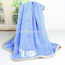 Imperméable 100 % Polyester Fleece Blanket
