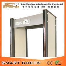 Secugate 550m Walkthrough Metal Detector Walk Through Scanner