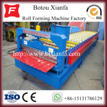 Corrugated IBR Roof Wall Panel Roll Forming Machine