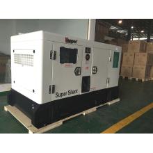 1500rpm 1800rpm Less Fuel Consumption Electric Silent Soundproof Diesel Generator