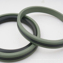 Hydraulic Piston Seals PU/PTFE Seals for Presses/Cylinders