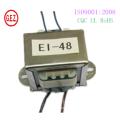 трансформатор 10W ei48 с cqc CE и UL сертификат чистой меди