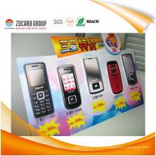 VIP Gift Ideas Car Parking Card with Custom PVC Printing