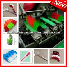 Máquina automática de taladrado y pincelado CNC de 5 ejes