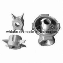 Válvula pneumática do CNC da carcaça da precisão de aço inoxidável