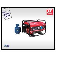 2.5kw Gasgenerator