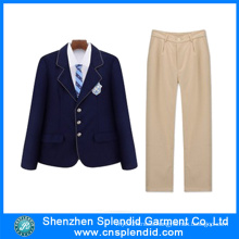 School Uniform Factory Top Quality Japanese School Uniform