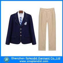 Fábrica do uniforme escolar Uniforme escolar japonês de qualidade superior
