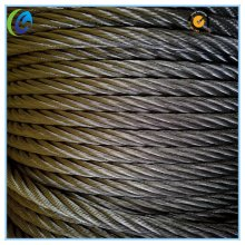 High Carbon Steel Ungalvanized Wire Rope