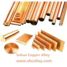 Cw106c DIN ISO 5182 Alliage de cuivre