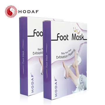 Peeling e Exfoliating Magic Foot Mask