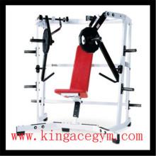Coffre large ISO-latéral commercial d'équipement de forme physique de gymnase