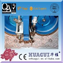 HUAGUI kleine Ultraschall Hot Fix Strass Maschine eingestellt