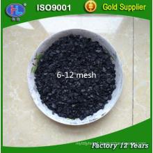 Fornecedor de fábrica de Hebei Apricot Shell ativado carbono
