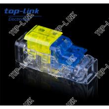 Unequl Diamater 2 Pin на 2-контактный клеммный блок и разъемы