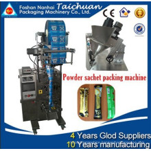 VFFS automatic powder sachet packing machine suitable small business TCLB-160F