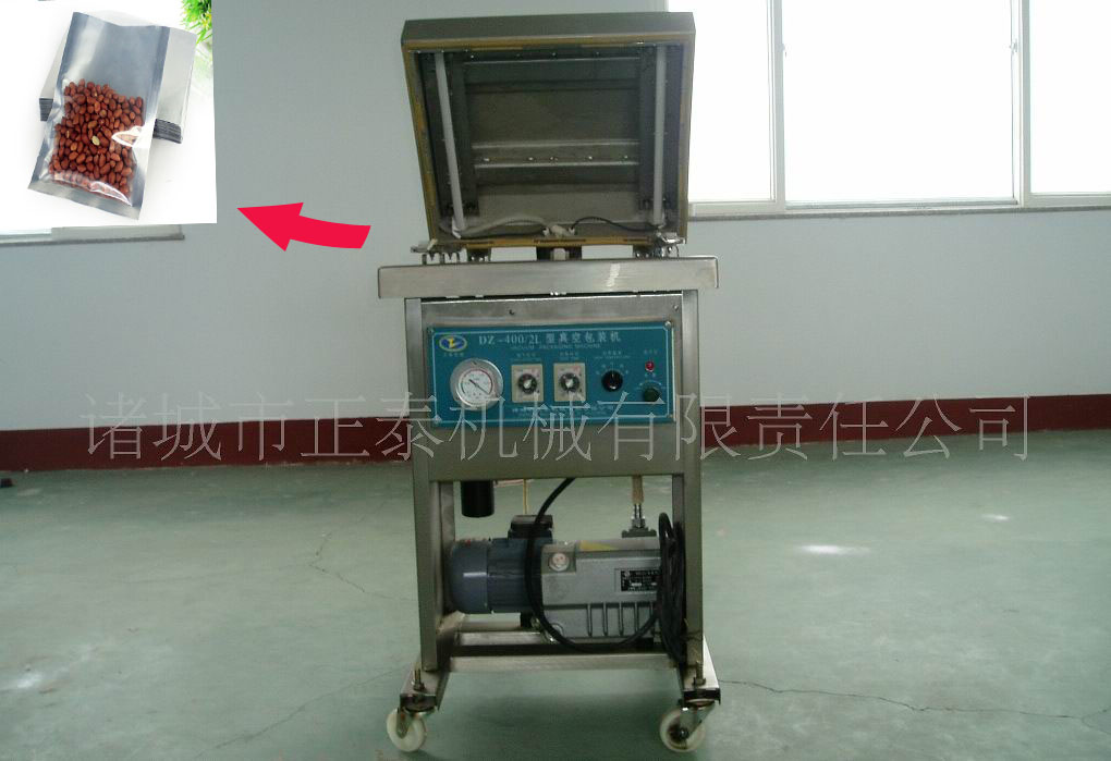 Selling in The Window Peanut Sachet Packing Machine