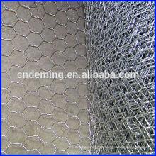 Marca de diamante hexagonal de malha de arame / malha de arame hexagonal para construção