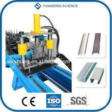 YTSING-YD-0525 Pass CE et ISO Full Automatic CZ Purlin Machine Acier Rolling Mill