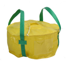Big Bag with Loop in Loop for Packing Iron Oxide