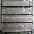 Anti-Static Grid PVC Door Curtain