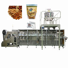 Nuts Cashew Standbodenbeutel-Verpackungsmaschine