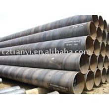325mm*9mm spiral steel pipe spiral welded pipe mill erw pipe mill hydraulic oil pipe din standard pipe din 17100