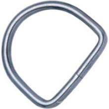 Hardware Metal Stainless Steel Welded D Ring