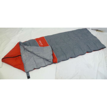 camping hollow fiber sleeping bags with hood